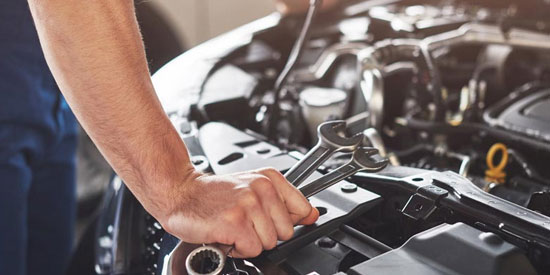 Auto Engine Repair Service